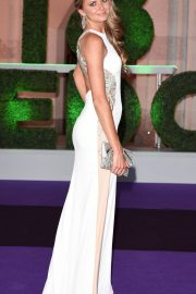 Daniela Hantuchova at Wimbledon Champions Dinner at Guildhall in London 2018/07/15 12
