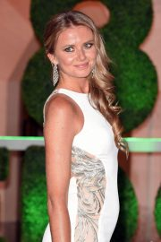 Daniela Hantuchova at Wimbledon Champions Dinner at Guildhall in London 2018/07/15 13