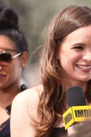Danielle Panabaker at The Flash Panel at Comic-Con in San Diego 2018/07/21 1