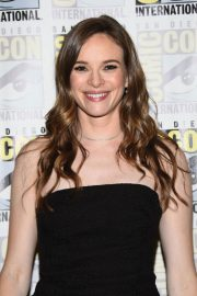 Danielle Panabaker at The Flash Panel at Comic-Con in San Diego 2018/07/21 4