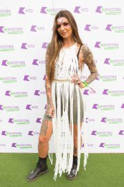 Darylle Sargeant at Kisstory on the Common in London 2018/07/21 1