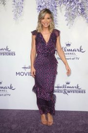 Debbie Matenopoulos at Hallmark Channel Summer TCA Party in Beverly Hills 2018/07/27 10
