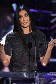 "Demi Moore at the ""Comedy Central Roast of Bruce Willis"" in Los Angeles 2018/07/14 13"