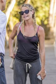 Denise Richards Out and About in Calabasas 2018/07/16 16