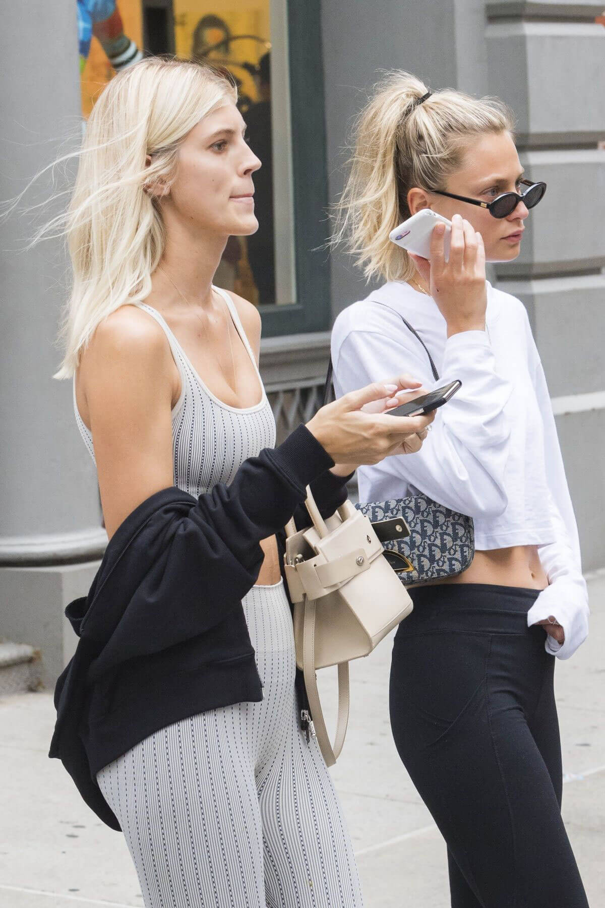 Devon Windsor Out and About in New York 2018/07/27 1