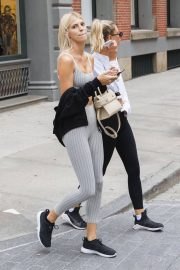 Devon Windsor Out and About in New York 2018/07/27 2