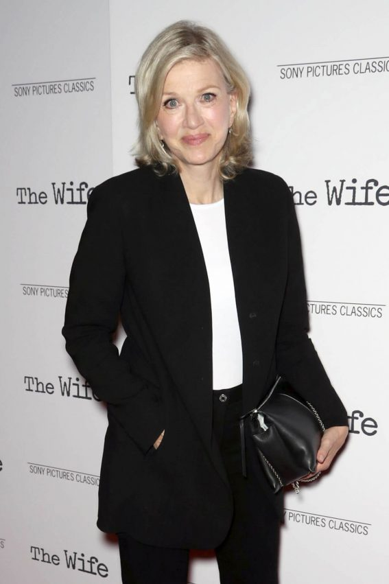 Diane Sawyer at The Wife Screening in New York 2018/07/26 1