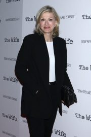 Diane Sawyer at The Wife Screening in New York 2018/07/26 3
