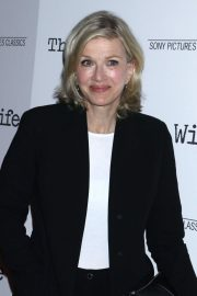 Diane Sawyer at The Wife Screening in New York 2018/07/26 5