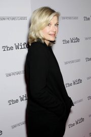 Diane Sawyer at The Wife Screening in New York 2018/07/26 6