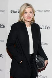 Diane Sawyer at The Wife Screening in New York 2018/07/26 7