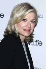 Diane Sawyer at The Wife Screening in New York 2018/07/26 10