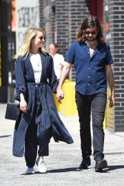 Dianna Agron and Winston Marshall Out in New York 2018/05/23 3