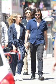 Dianna Agron and Winston Marshall Out in New York 2018/05/23 4
