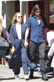 Dianna Agron and Winston Marshall Out in New York 2018/05/23 5