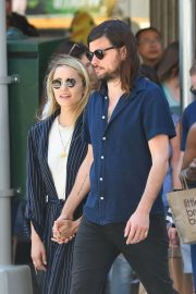 Dianna Agron and Winston Marshall Out in New York 2018/05/23 6