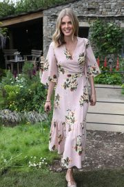Donna Air at Chelsea Flower Show in London 2018/05/21 1