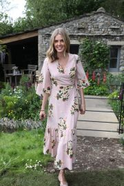 Donna Air at Chelsea Flower Show in London 2018/05/21 2