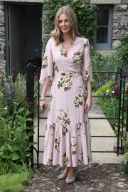 Donna Air at Chelsea Flower Show in London 2018/05/21 3