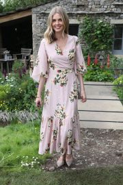 Donna Air at Chelsea Flower Show in London 2018/05/21 4