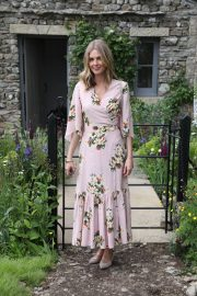 Donna Air at Chelsea Flower Show in London 2018/05/21 5