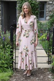 Donna Air at Chelsea Flower Show in London 2018/05/21 6