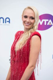 Donna Vekic at WTA Tennis on the Thames Evening Reception in London 2018/06/28 2