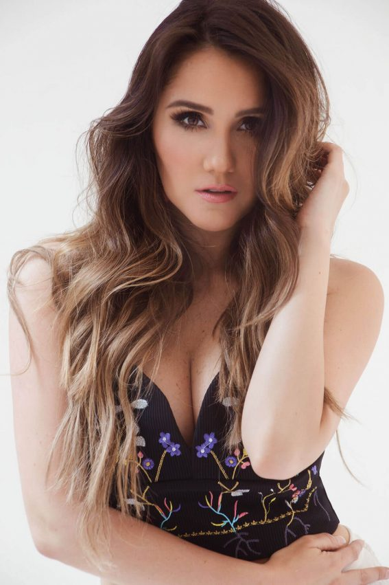 Dulce Maria by Luis De La Luz Photoshoot 2018 1