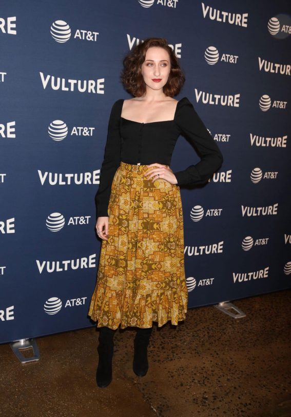Eden Epstein Bat Vulture Festival in New York 2018/05/19 1