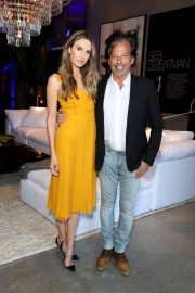 Elizabeth Chambers at Restoration Hardware x General Public Launch in Los Angeles 2018/06/27 1