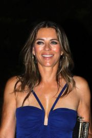Elizabeth Hurley Night Out in Mallorca 2018/07/27 3