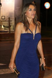 Elizabeth Hurley Night Out in Mallorca 2018/07/27 7