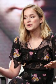 Elizabeth Lail at You TV Show Panel at TCA Summer Tour in Los Angeles 2018/07/26 1