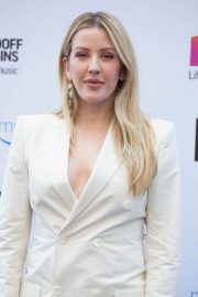 Ellie Goulding at O2 Silver Clef Awards in London 2018/07/06 2