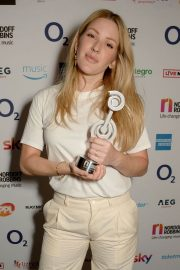 Ellie Goulding at O2 Silver Clef Awards in London 2018/07/06 5