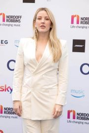 Ellie Goulding at O2 Silver Clef Awards in London 2018/07/06 8