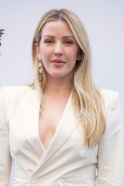 Ellie Goulding at O2 Silver Clef Awards in London 2018/07/06 10