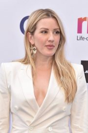 Ellie Goulding at O2 Silver Clef Awards in London 2018/07/06 11