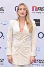 Ellie Goulding at O2 Silver Clef Awards in London 2018/07/06 14
