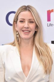 Ellie Goulding at O2 Silver Clef Awards in London 2018/07/06 15