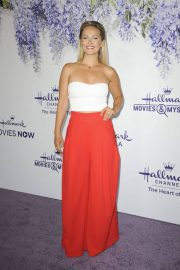 Emilie Ullerup at Hallmark Channel Summer TCA Party in Beverly Hills 2018/07/27 3