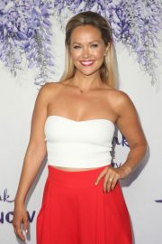 Emilie Ullerup at Hallmark Channel Summer TCA Party in Beverly Hills 2018/07/27 7