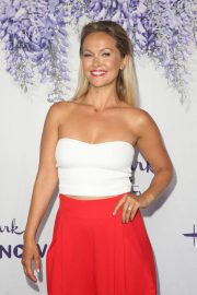 Emilie Ullerup at Hallmark Channel Summer TCA Party in Beverly Hills 2018/07/27 10