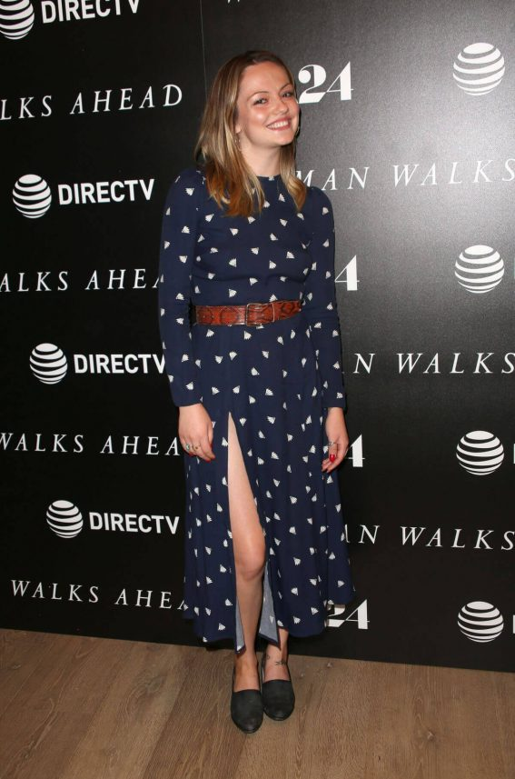 Emily Meade at Woman Walks Ahead Special Screening in New York 2018/06/26 1