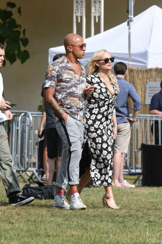 Emma Bunton at House Festival in London 2018/07/06 1