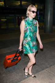 Emma Roberts at LAX Airport in Los Angeles 2018/07/03 4