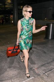 Emma Roberts at LAX Airport in Los Angeles 2018/07/03 10