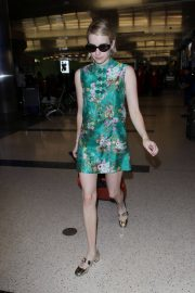 Emma Roberts at LAX Airport in Los Angeles 2018/07/03 14