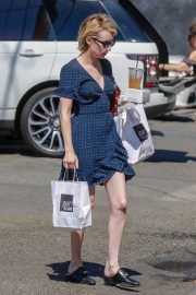 Emma Roberts Out for Lunch at Joan's on Third in Los Angeles 2018/07/14 1