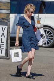 Emma Roberts Out for Lunch at Joan's on Third in Los Angeles 2018/07/14 12